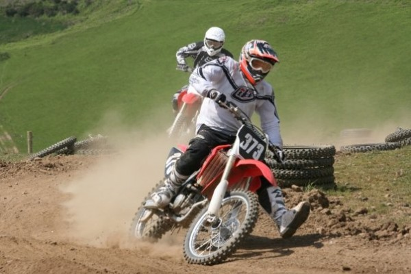 Cefn Parc MX Trax Bridgend photo